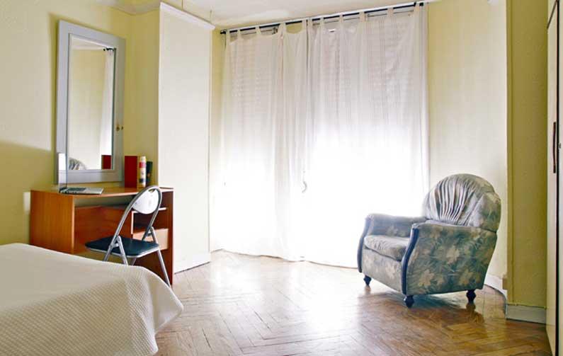Imagen habitación 1 Salud, 17 2º derecha alquiler habitaciones estudiantes Madrid centro