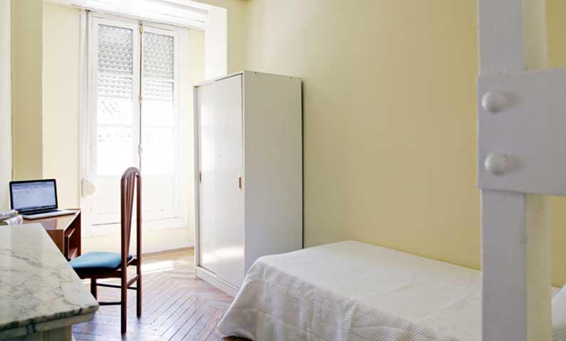 Imagen habitación 1 Salud, 17 5º izquierda alquiler habitaciones estudiantes Madrid centro