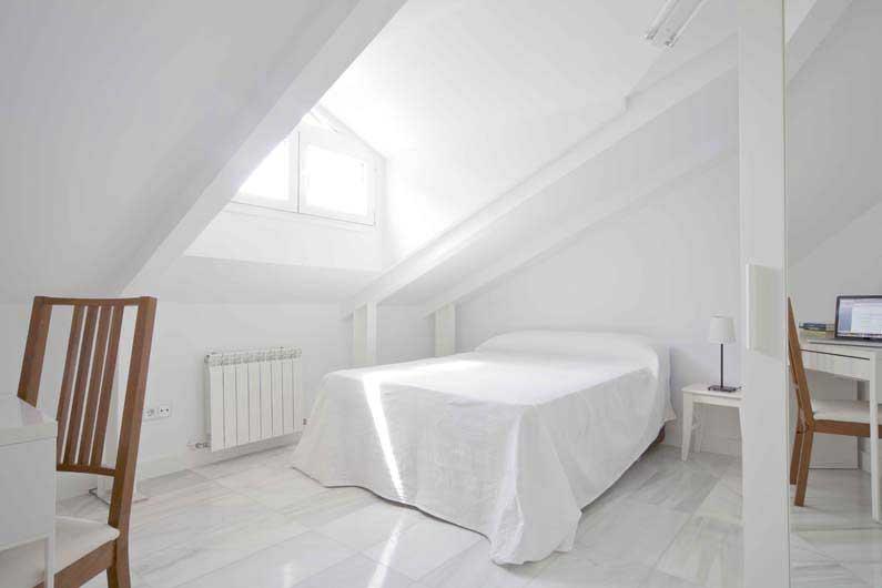 Imagen habitación 1 Vergara, 14 5º derecha alquiler habitaciones estudiantes Madrid centro