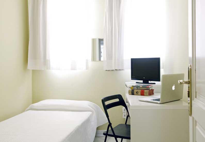 Imagen habitación 10 Arenal, 16 6º derecha alquiler habitaciones estudiantes Madrid centro
