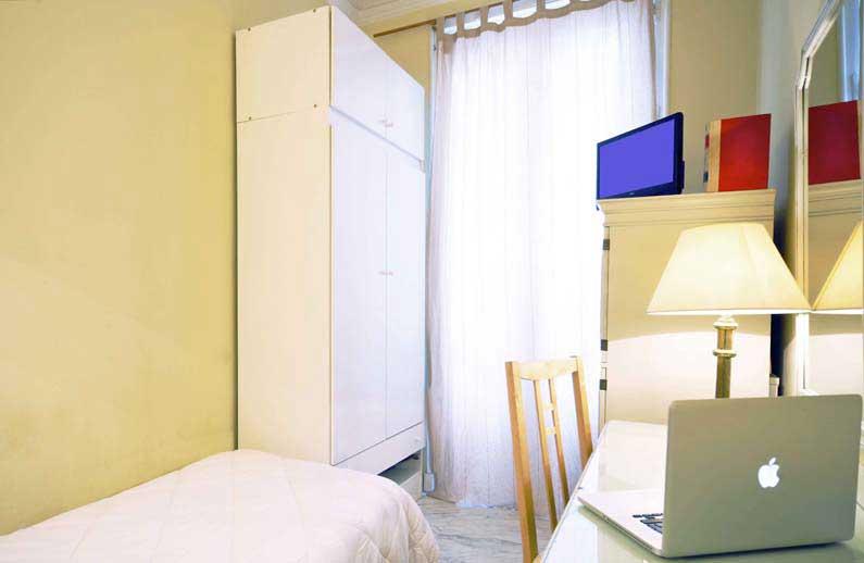 IImagen habitación 13 Arenal, 16 3º ext derecha alquiler habitaciones estudiantes Madrid centro