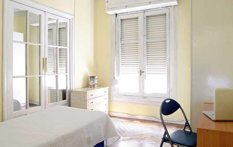 Imagen habitación 2 Salud, 17 2º derecha alquiler habitaciones estudiantes Madrid centro