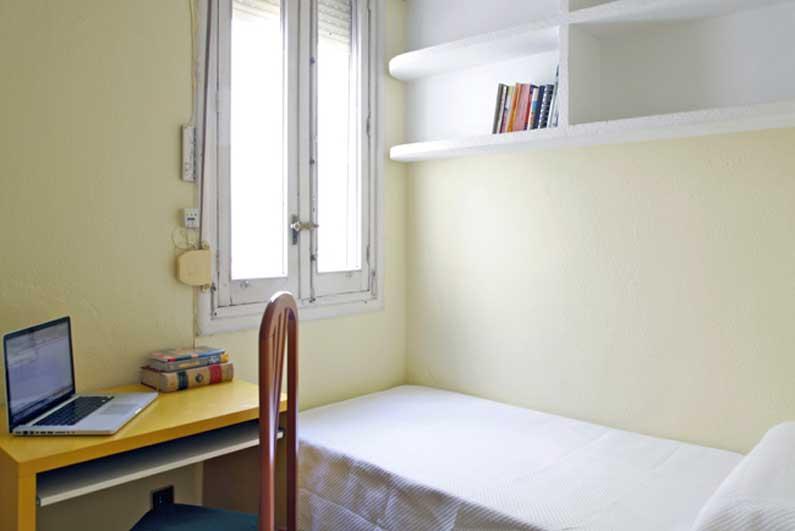 Imagen habitación 2 Salud, 17 5º izquierda alquiler habitaciones estudiantes Madrid centro