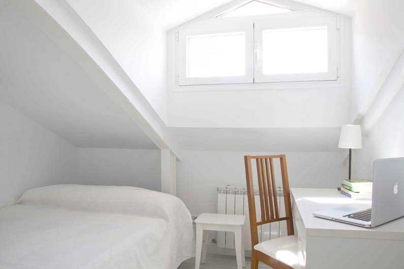 Imagen habitación 2 Vergara, 14 5º derecha alquiler habitaciones estudiantes Madrid centro