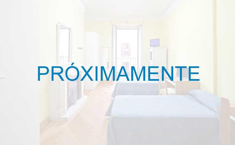 Imagen habitación 3 Salud, 17 5º izquierda alquiler habitaciones estudiantes Madrid centro