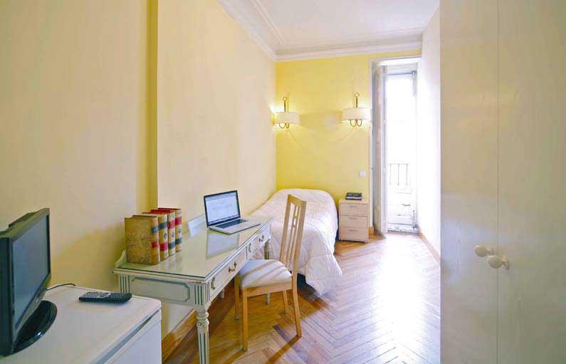 Habitaci n 4 alquiler estudiantes arenal 16 3ed madrid for Alquilar habitacion en murcia