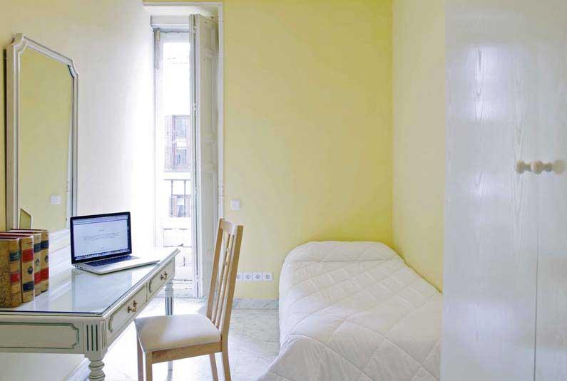 Imagen habitación 5 Arenal, 16 3º ext derecha alquiler habitaciones estudiantes Madrid centro