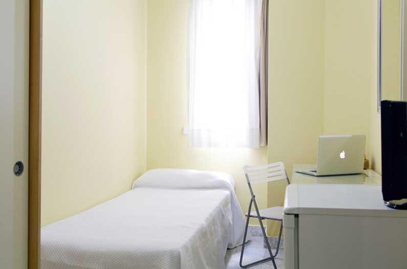 Imagen habitación 5 Vergara, 14 2º derecha alquiler habitaciones estudiantes Madrid centro