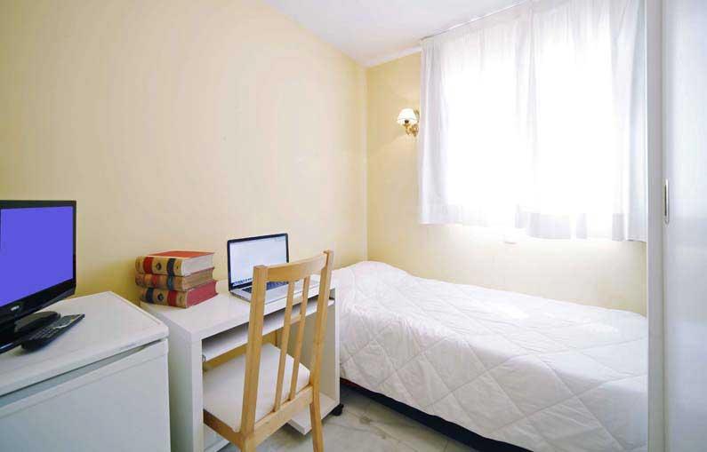 Imagen habitación 8 Arenal, 16 6º derecha alquiler habitaciones estudiantes Madrid centro