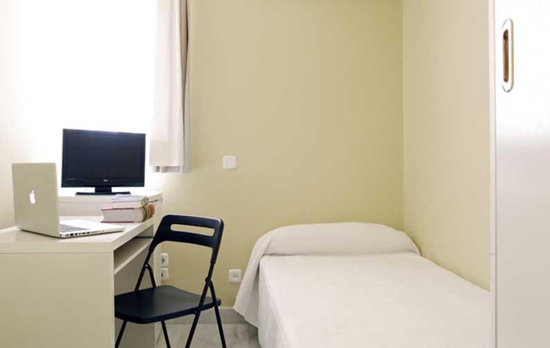 Imagen habitación 9 Arenal, 16 6º derecha alquiler habitaciones estudiantes Madrid centro